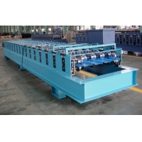 Buy cheap Roof Sheet Roll Forming Machine from wholesalers