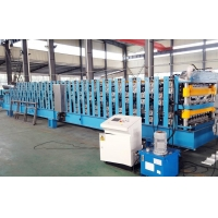 Buy cheap Triple Layer Roll Forming Machine from wholesalers
