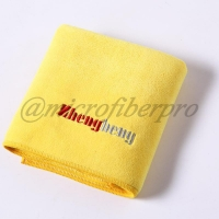 Cheap Weft with Hair Knitting Microfiber Towel wholesale