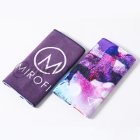 Buy cheap Customized Printted Microfiber Towels from wholesalers
